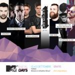 Mtv Digital Days, 12/13 settembre a Torino
