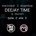 La reunion del Deejay Time