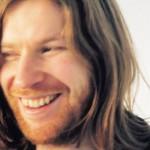 Un tizio che sorride: Aphex Twin