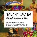 Savana #Mash, cultura e dj set