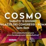 COSMO: Roma suona bene
