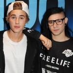 Skrillex e Justin Bieber acustici