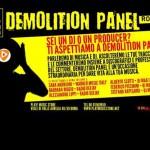 Demolition Panel, sabato a Roma con DJ Mag