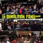 Demolition Panel a Roma: un grande successo!