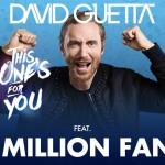 Guetta, gli Europei e il coro da 1 milione di persone