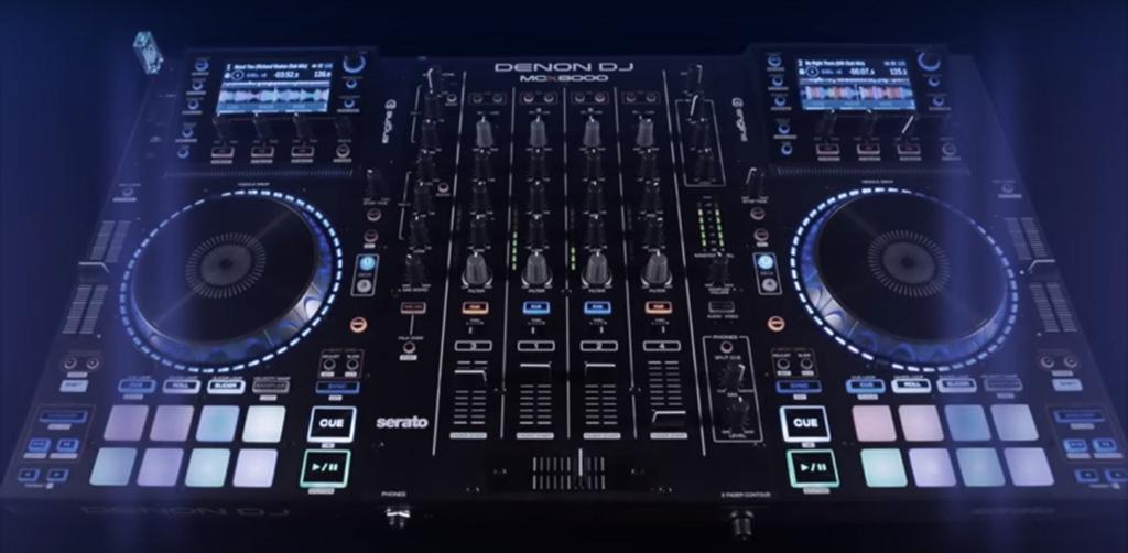 Denon-DJ-MCX8000