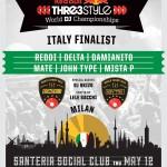 Red Bull Thre3style annuncia i finalisti italiani