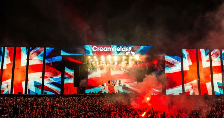 bank holidays creamfields 2015