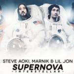La 'Supernova' di Marnik con Steve Aoki e Lil Jon