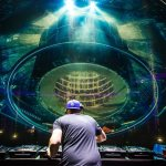 Eric Prydz a Londra nel 2017 con EPIC 5.0 show