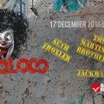 Circoloco a Bologna il 17 dicembre!