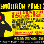 Demolition Panel a San Marino il 3 dicembre!