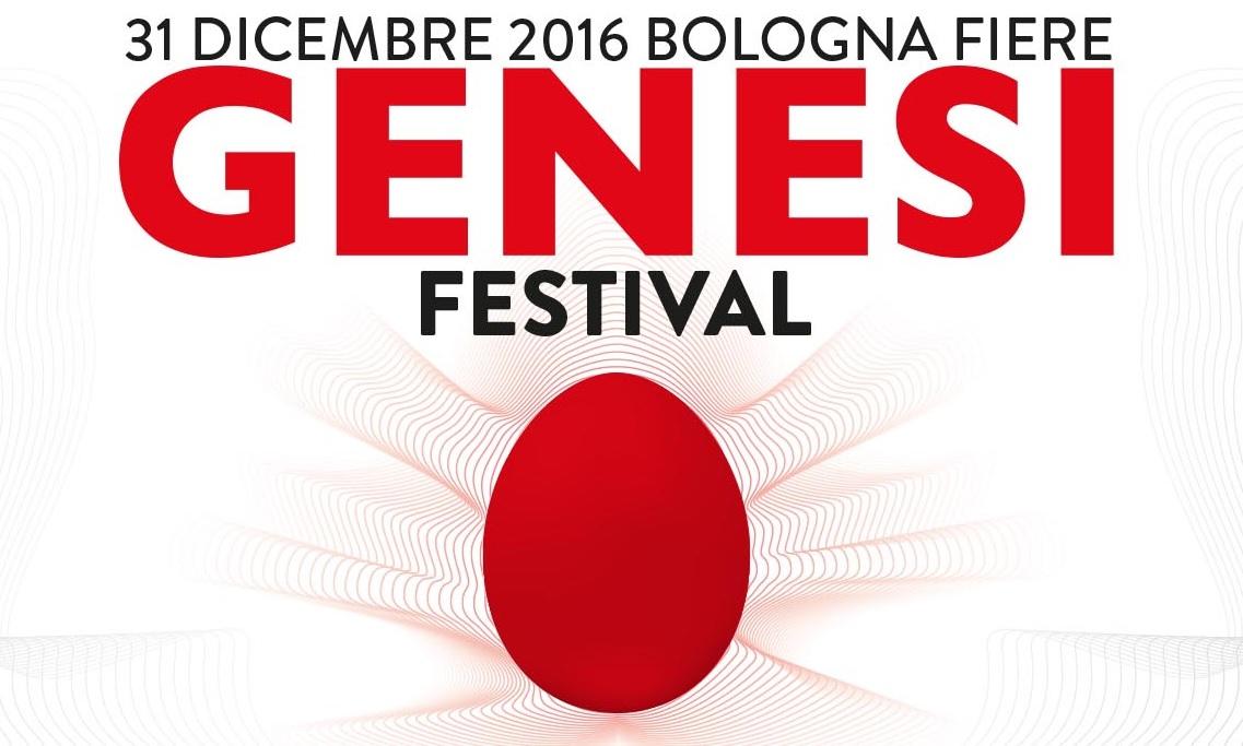Genesi flyer 2016