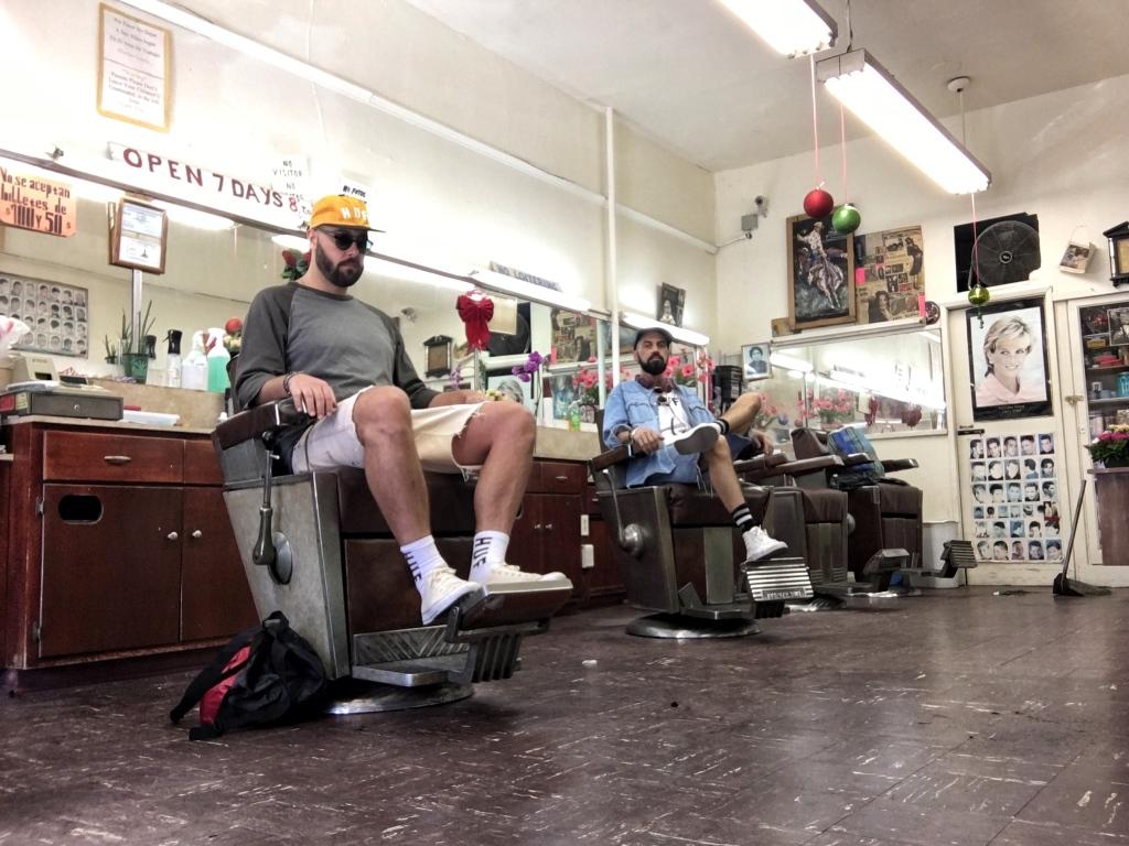 Mexican Barber Shop in Alvarado