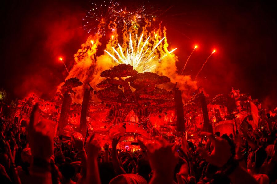 Tomorrowland 2016 by Rudgrom
