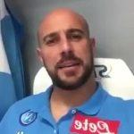 Guarda il tributo dei calciatori del Napoli a Joseph Capriati