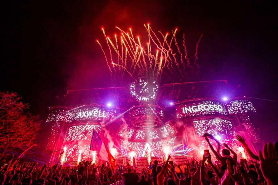 Axwell Λ Ingrosso @ Ultra