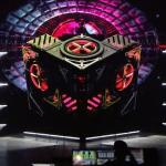Guarda i primi video del cube 2.1 di deadmau5