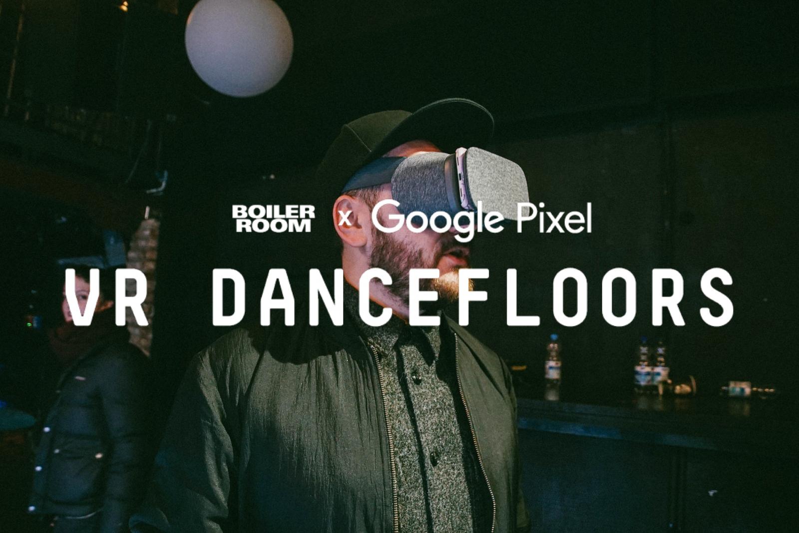 Boiler Room x Google