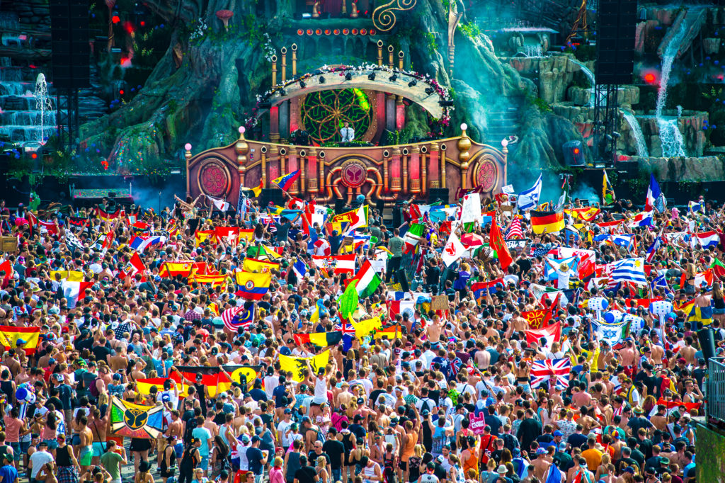 Tomorrowland arriva in Italia con Unite