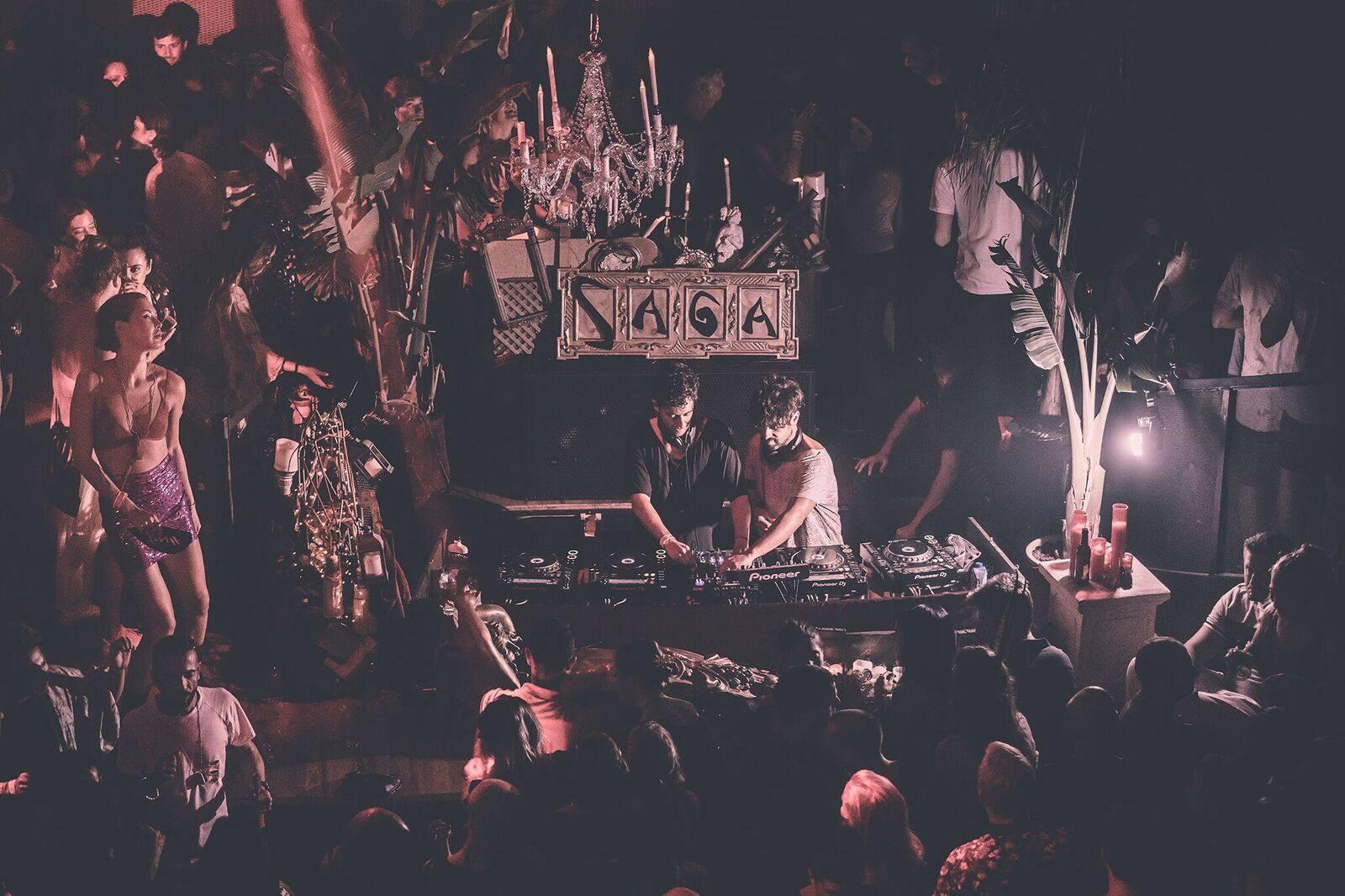 Saga at HEART Ibiza (20.08.2017)