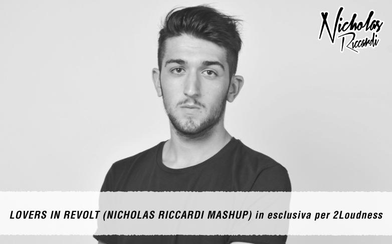 Nicholas Riccardi @ 2Loudness