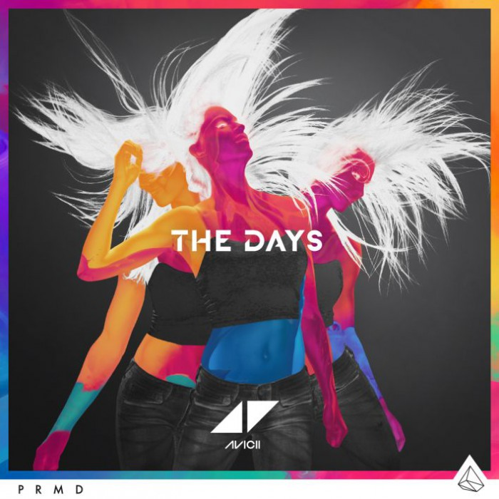 Avicii_The Days_single cover_m