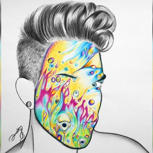 Adam-Lambert-Cant-Go-Home-Like-This-495x495