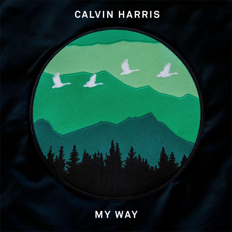 Calvin Harris Cover